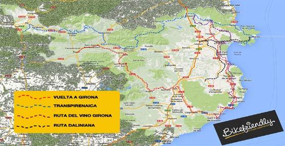 El sello de calidad Bikefriendly amplía su red de establecimientos en la Costa Brava y el Pirineo Catalán