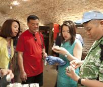 El gasto de los turistas extranjeros crece por encima del 6% en el primer semestre, superando los 24.400 millones de euros