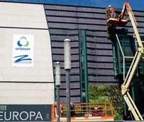 El Palacio de Congresos Europa en Vitoria estrenará fachada vegetal para disminuir en dos tercios la factura energética