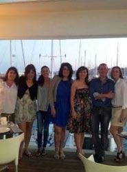 El Mallorca Convention Bureau organiza un 'fam trip' para que siete agencias MICE conozcan la oferta de la isla