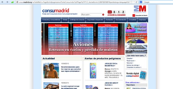 La Comunidad de Madrid publica en su web las obligaciones que deben cumplir los alojamientos turísticos
