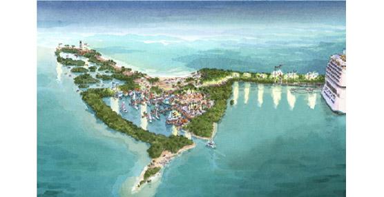 Norwegian Cruise Line hace públicos sus planes para desarrollar un destino ecológico en el sur de Belice