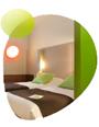 Louvre Hotels Group remodela las habitaciones de una cincuentena de hoteles en Francia dentro del proyecto 'Cap 50'