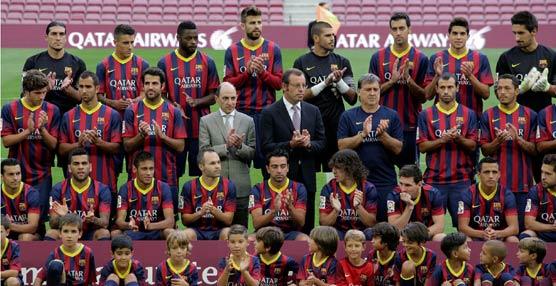 La aerolínea Qatar Airways se afianza en España como patrocinador principal global del FC Barcelona