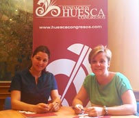La empresa de organización de eventos EnDestino se convierte en nuevo socio de la Fundación Huesca Congresos