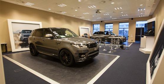 Jaguar Land Rover elige el Dolce Sitges para la presentación, a nivel europeo, de su nuevo Range Rover Sport