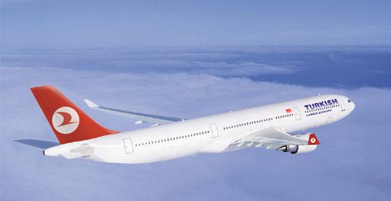 Turkish Airlines alcanza una facturación de 3.000 millones de euros en el primer semestre, un 23% más que hace un año