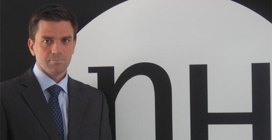 Javier Pardo es el nuevo director comercial de la cadena NH Hoteles para España, Portugal y Andorra