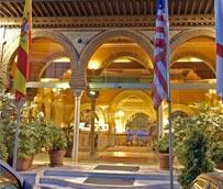 El Hotel Alhambra Palace de Granada afronta el final de año con la previsión de aumentar el número de congresos y eventos
