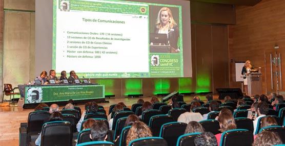 Gijón acogerá en 2015 el congreso anual de la Semfyc que, en su última edición en Granada, reunió a unos 3.400 profesionales