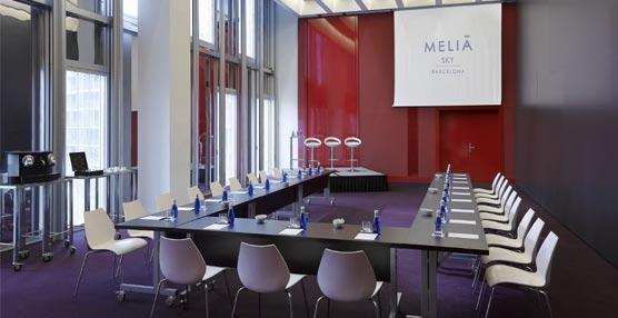 Meliá desarrolla un sistema de reservas 'online' de 'Paquetes de Reuniones' para la organización de eventos sencillos