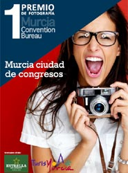 La Oficina de Congresos de Murcia continúa buscando la mejor foto que relacione la ciudad y el Turismo de Negocios