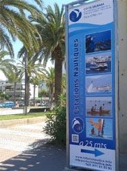 La Estación Náutica Costa Dorada cerrará la temporada turística con un aumento de reservas de grupos y empresas
