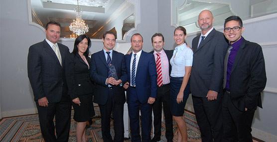 El Hotel Riu Palace Costa Rica recibe el premio Crystal Apple al