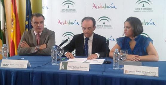 Gallego: 'La Cumbre es el escenario ideal para dar a conocer toda la riqueza del destino España a nivel internacional'