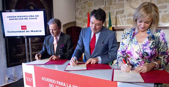 UMAV colabora con la Comunidad de Madrid en el impulso de la imagen de la región y en la creación de productos turísticos
