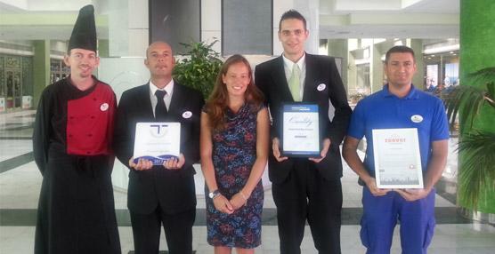 Tres portales de viajes premian al complejo hotelero Holiday World, perteneciente al Grupo Peñarroya