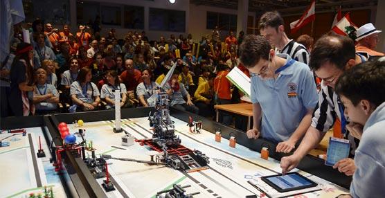Baluarte recibirá en 2014 a 90 equipos de jóvenes que competirán en el Open European Championship 2014 de Lego