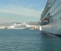Los puertos españoles reciben cerca de 700.000 pasajeros de cruceros en julio, un 5% más que en el ejercicio anterior