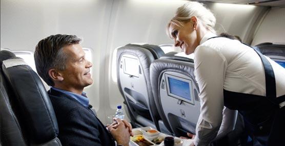 Icelandair ofrece una gastronomía a bordo con productos islandeses combinados con técnicas internacionales