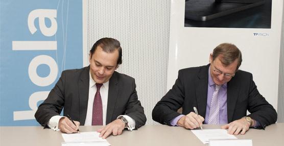 NH Hoteles firma un acuerdo internacional con TP Vision para la implantación de televisores Philips en la cadena