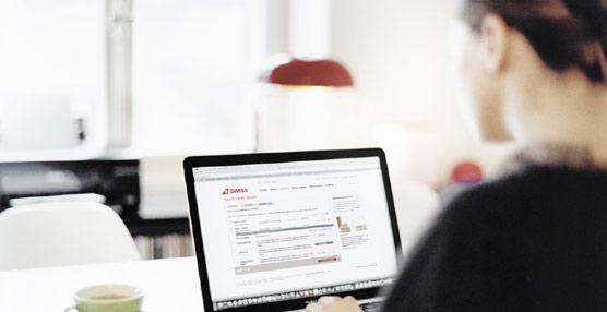 Las ventas 'online' de agencias y turoperadores aumentan un 24% en 2012, superando los 1.580 millones