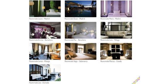 Hoteles de diseño por hora con RoomServiceClub, la nueva apuesta de Byhours y Room Mate Hotels