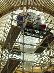 El Palacio de Congresos de Torremolinos inicia unas obras de reforma para la modernización del recinto