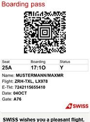 Los pasajeros de Swiss que realicen la facturación 'online' colaborarán con Aldea Infantil SOS de Angola