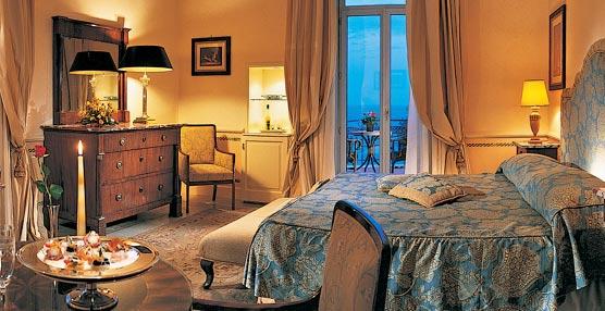 El Grand Hotel Excelsior Vittoria, ubicado en el corazón de Sorrento, Italia, se renueva sin perder un ápice de 'historia'