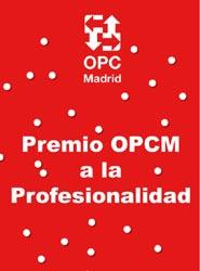 OPC Madrid convoca una nueva edición de su Premio a la Profesionalidad que entregará durante su encuentro anual