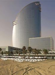 El hotel W Barcelona será la sede de la Conferencia de ACTE.