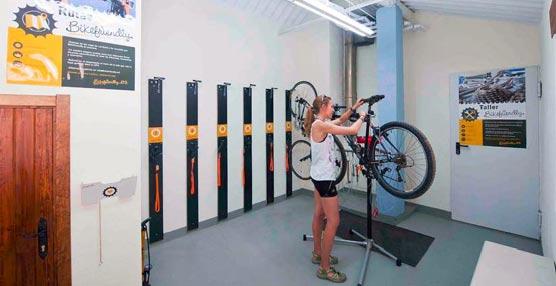 Bikefriendly, el sello de alojamientos amigos de la bici, extiende su red de establecimientos por Levante