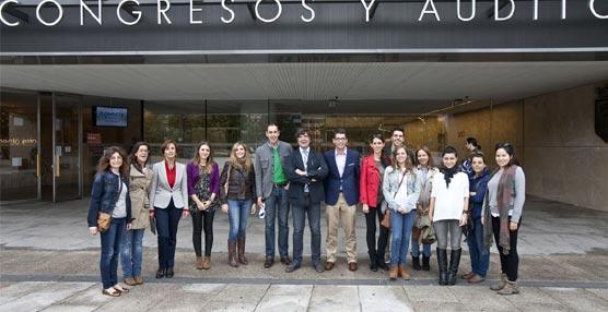La Oficina de Congresos de Burgos organiza un 'fam trip' para dar a conocer su oferta congresual a Viajes El Corte Inglés