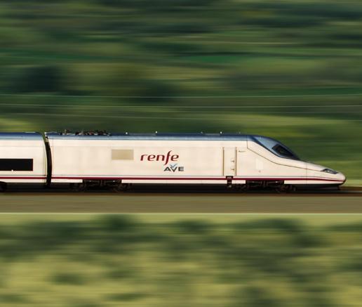 El AVE concluirá 2013 con un incremento de viajeros del 19% y de ingresos del 4% gracias a su nueva estrategia comercial