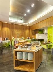 El hotel Barceló Málaga propone un buen desayuno a los viajeros de negocio y ocio que visiten la ciudad