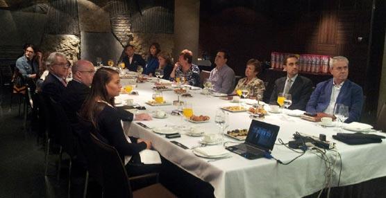 La Oficina de Congresos de Valladolid presenta a 15 empresas madrileñas sus posibilidades como sede de eventos