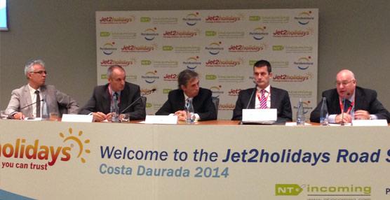 El turoperador británico Jet2Holidays duplicará los turistas británicos en la Costa Dorada durante 2014
