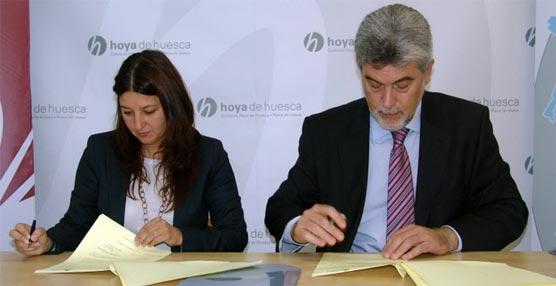 La Fundación Huesca Congresos y la Comarca de la Hoya de Huesca acuerdan la promoción MICE de esta zona