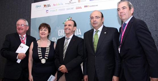 Directivos de 160 agencias y turoperadores de Irlanda se dan cita en la conferencia anual de ITAA en Granada