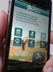 Huesca Congresos presenta dos nuevas aplicaciones móviles para organizadores y asistentes a eventos