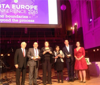 El organismo turístico internacional GBTA otorga el premio Outstanding Achievement Award a NH Hoteles
