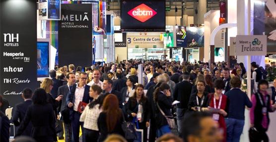 Alrededor de 15.000 profesionales del Sector MICE de todo el mundo asistirán a la EIBTM de Barcelona