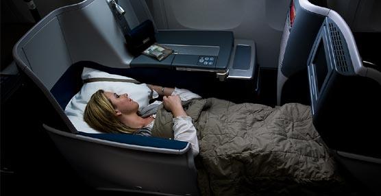 Delta incorpora asientos-cama totalmente reclinables en sus vuelos entre Barcelona y Nueva York JFK