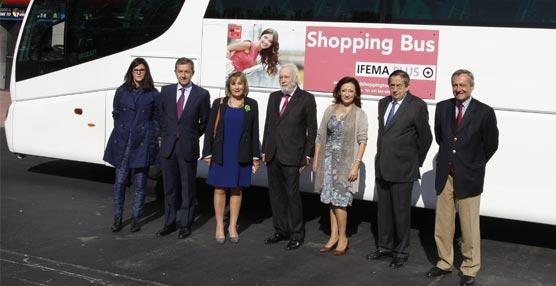 Feria de Madrid acerca el turismo de negocios al turismo de compras en Madrid con la iniciativa 'Bus de Compras | #Shopping Bus'