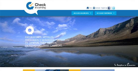 Check Incoming inicia su actividad como receptivo en Canarias con todo tipo de servicios turísticos