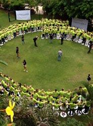 La agencia Eventisimo logra un Récord Guinness, en la modalidad de Corporate, en uno de sus eventos
