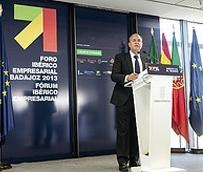 El presidente de CEHAT participa en el I Foro Ibérico Empresarial, evento que reunió a más de 250 empresarios