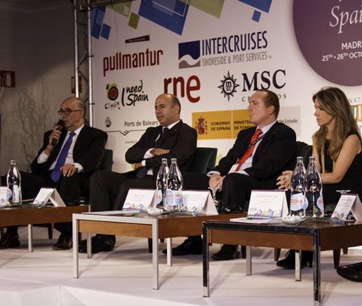La situación del sector de los cruceros, su impacto y las claves de la competitividad, a debate en el International Cruise Summit