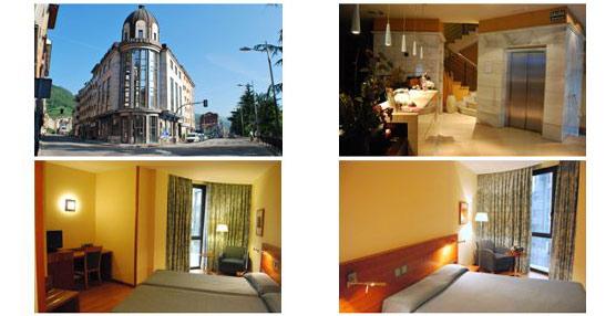 Sercotel Mieres del Camino, establecimiento de 3 estrellas, amplía la oferta hotelera de Sercotel en Asturias